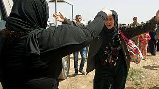 آزادی بیش از ۲۰۰ ایزدی دربند داعش در عراق