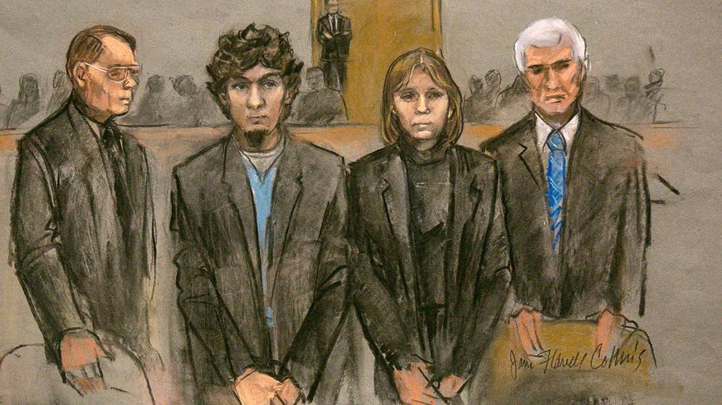 Debate over sentence of Boston bomber Dzhokhar Tsarnaev