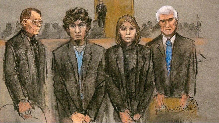 ادانة جوهر تسارنايف بتنفيذ هجمات بوسطن