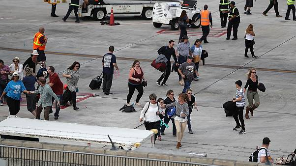 Image: Shooter Opens Fire In Baggage Claim Area At Fort Lauderdale Airport