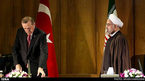 تهران و آنکارا در عصراردوغان؛ از حسن همجواری تا رقابت منطقه ای