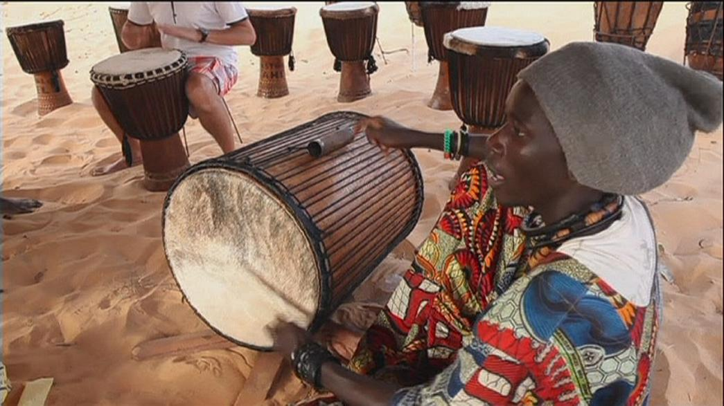 La música del Sahel se da cita en Senegal