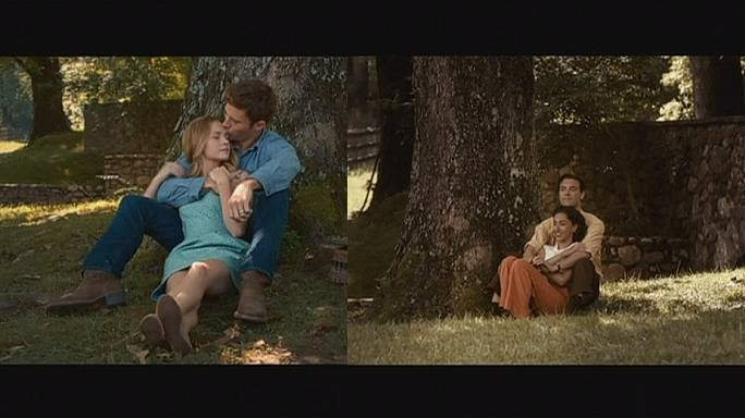 Latest Nick Sparks film adaptation sticks to winning formula