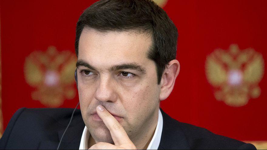 Grecia completa el pago de los 448 millones de euros al FMI previsto para esta semana
