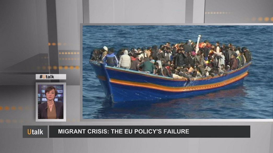 Como gere a UE a migração e quais as condições de acolhimento que oferece?