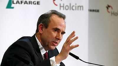 New CEO for Lafarge-Holcim merger