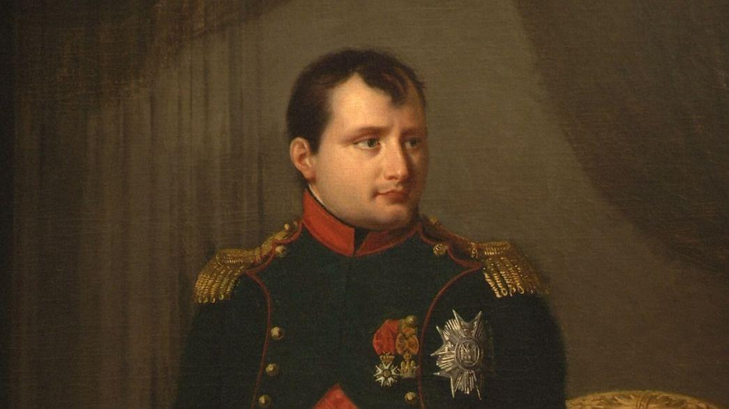 Его императорское величество прибыл в Париж