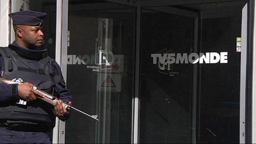 França: Autoridades no encalço dos autores do apagão na TV5 Monde