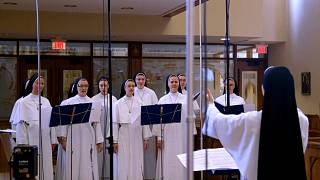 These nuns 'bring Heaven' to Earth through song