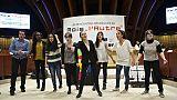 [Video] Gençler mecliste çılgınca dans ederse!