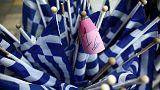Yunanistan'da borçlar bitmiyor