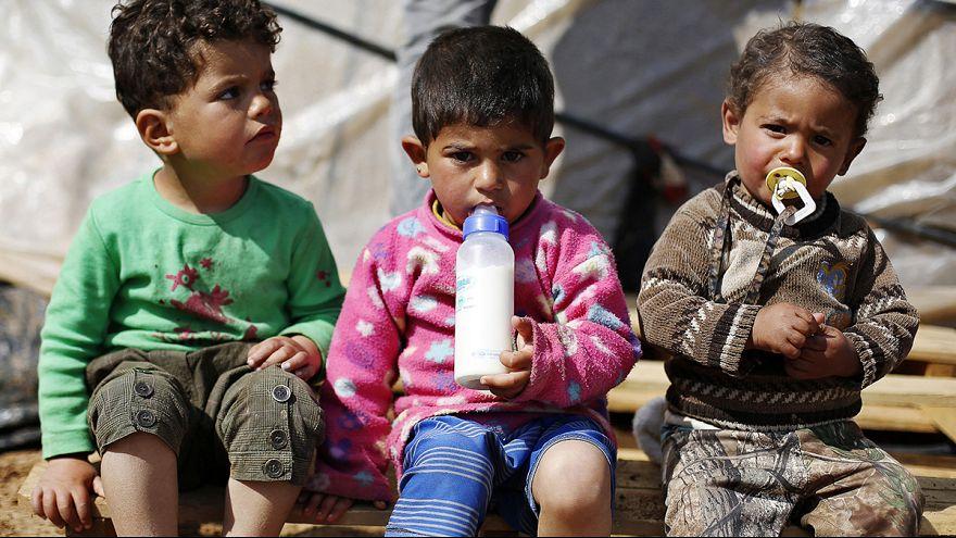 Europa ainda muito pouco solidária com os refugiados sírios