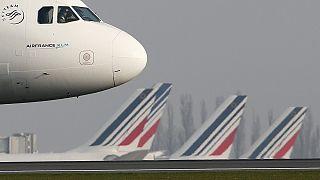 Франция: авиадиспетчеры бастуют, пассажиры не ропщут