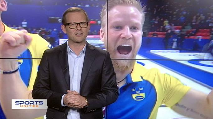 Sweden wins men's World Curling title