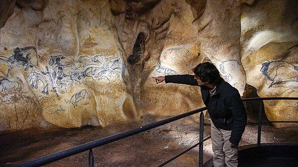 La réplique de la Grotte Chauvet dévoile ses trésors