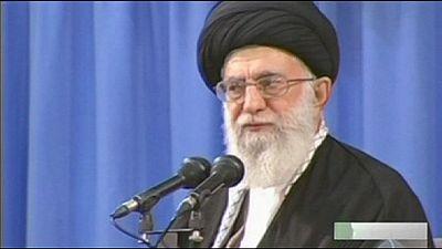 """Nucléaire iranien : """"pas de garantie pour un accord final"""", selon Ali Khameneï"""