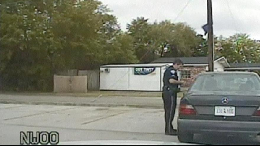 Dashboard video captures build-up to deadly South Carolina police shooting