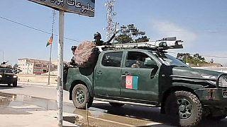 Афганистан: десятки погибших и раненых в суде Мазари-Шарифа