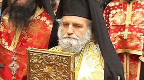 Cristãos ortodoxos celebram a Páscoa em Jerusalém