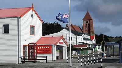 Argentina apresenta queixa contra petrolíferas que operam nas Malvinas