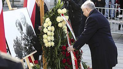 Cérémonies du souvenir, cinq ans après le crash de Smolensk