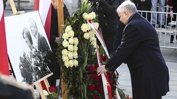 Smolensk cinque anni dopo. La Polonia ricorda il presidente Lech Kaczynski
