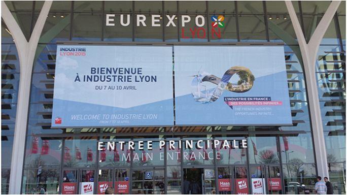 المملكة المغربية في معرض الصناعة والتكنولوجيات في مدينة ليون الفرنسية
