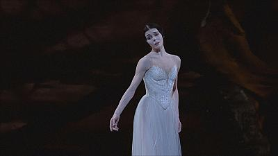 "Natalia Osipova stars in the Royal Ballet's production of ""La Fille Mal Gardee"""