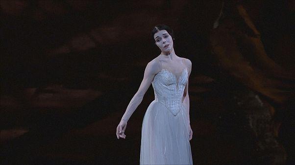 Bailarina russa Natalia Osipova brilha em Londres mas tem sempre medo