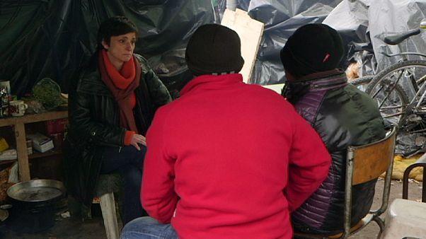 Migrants' broken dreams in Calais