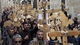 Da Gerusalemme al Cairo: tempo di Pasqua per i cristiani ortodossi