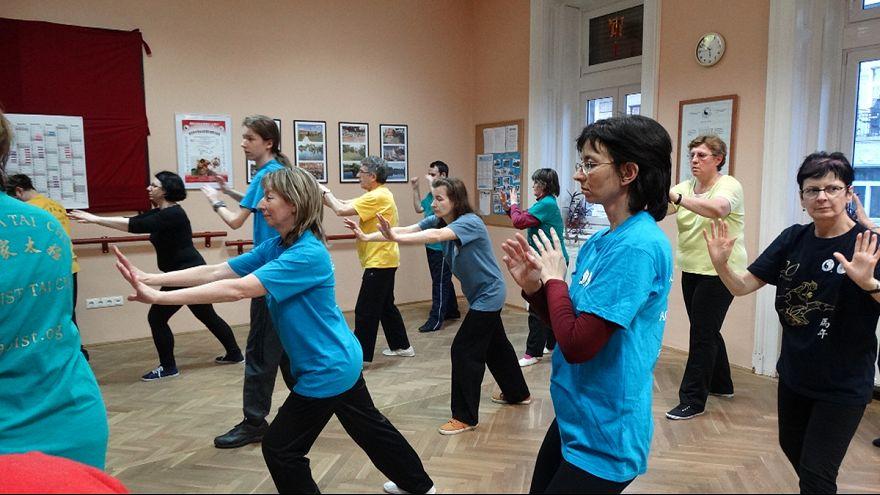 Harc a Parkinson-kórral egy kínai harcművészet, a taiji segítségével