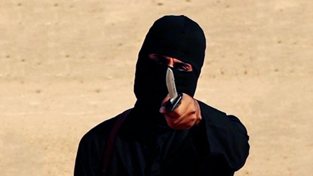 Der Kampf gegen die IS-Miliz aus drei Blickwinkeln