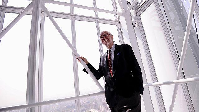 İtalyan mimar Renzo Piano son eserini Torino'da tamamladı