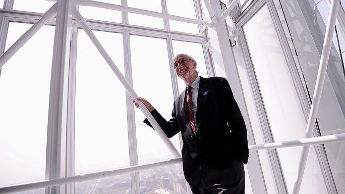 L'architecte Renzo Piano tire Turin vers le haut