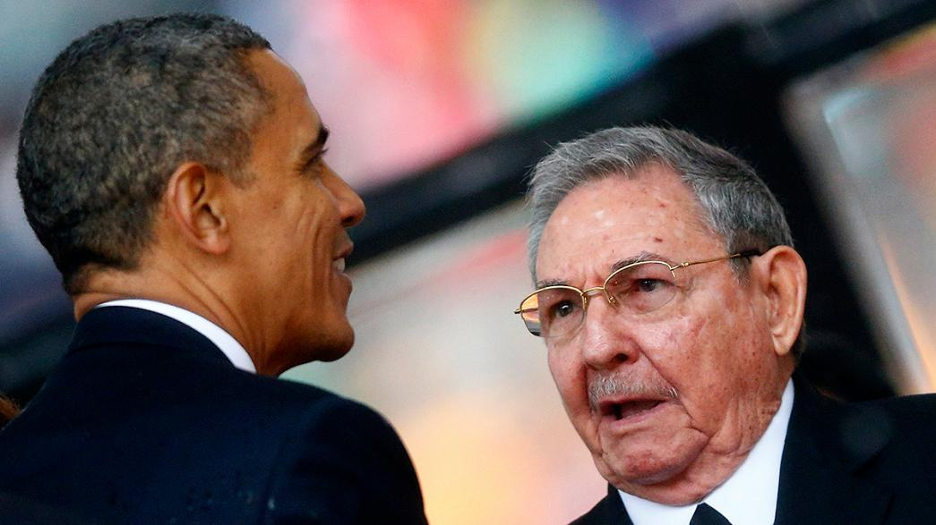 USA and Cuba, superpower and revolutionary stumble towards reconciliation