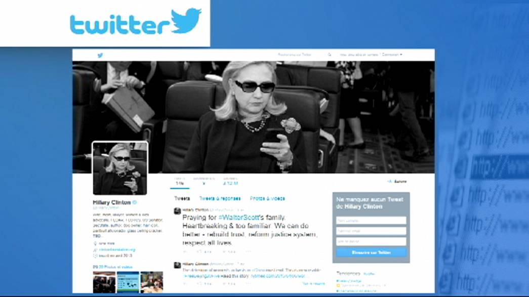 USA: Hillary Clinton kurz vor Verkündung ihrer Präsidentschaftskandidatur