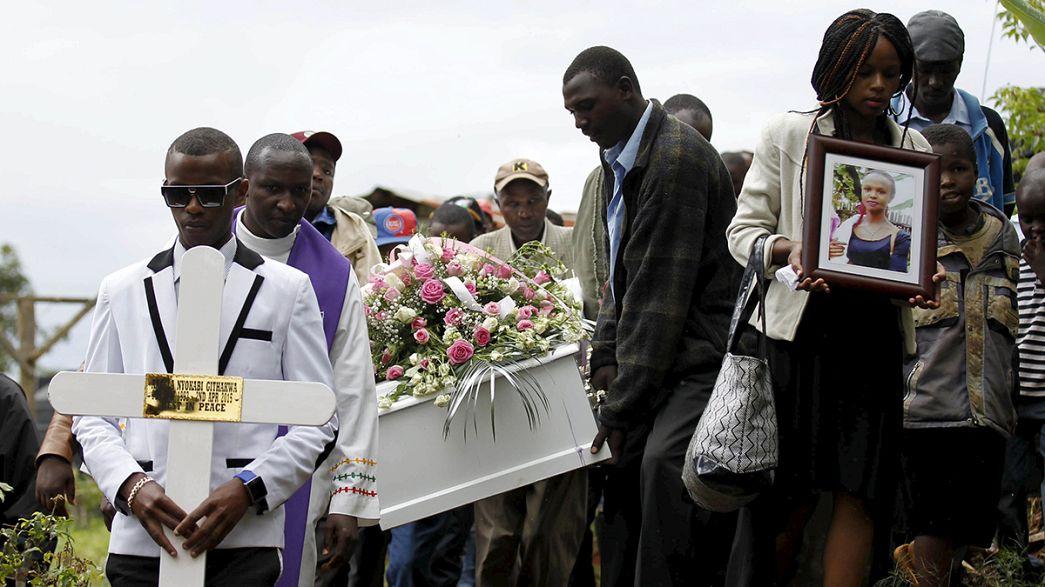 Kenya begins to bury victims of the Garissa attack