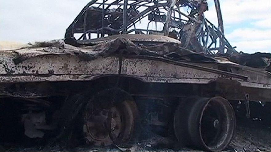 Al menos 33 muertos, la mayoría menores, en un accidente de autocar en Marruecos