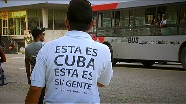 Reménykednek a kubaiak az elnökök találkozója előtt