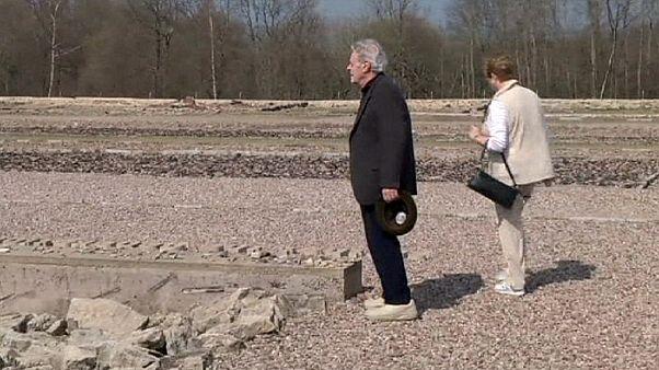 70e anniversaire de la libération du camp de Buchenwald