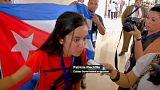 صدام بين معارضين ومؤيدين لكاسترو في بانما