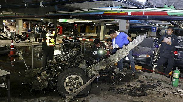 سقوط جرحى بسبب انفجار عبوة ناسفة في تايلند