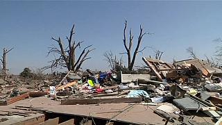 US Midwest surveys damage after tornadoes ravage rural communities