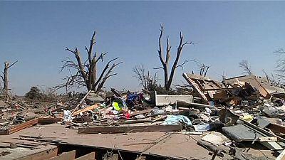 USA: Tordanos verwüsten Ortschaften in Illinois