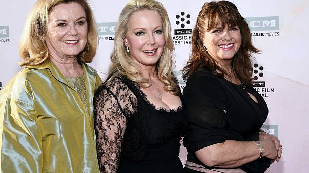 Image: Heather Menzies-Urich, Kym Karath and Debbie Turner