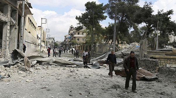 Aleppo-t támadja az Iszlám Állam