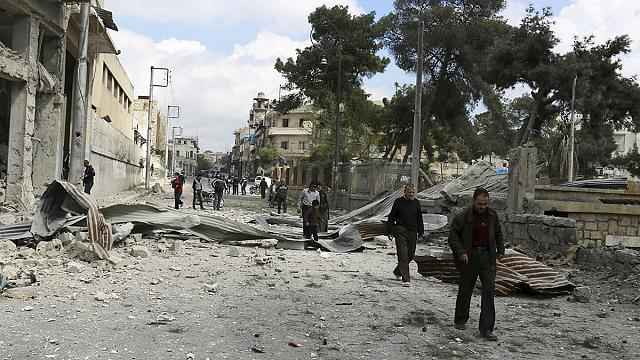 Eight dead in attack on Aleppo claims Syrian state television