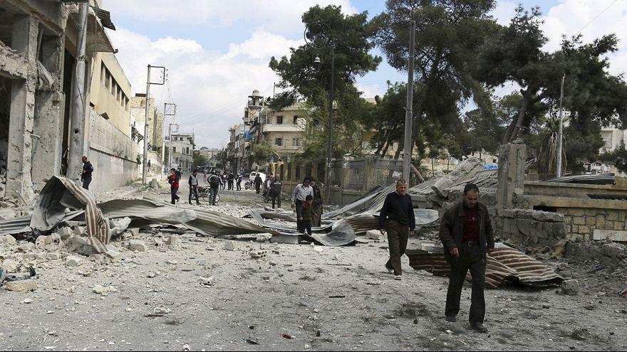 Síria: Estado Islâmico bombardeia exército em Alepo