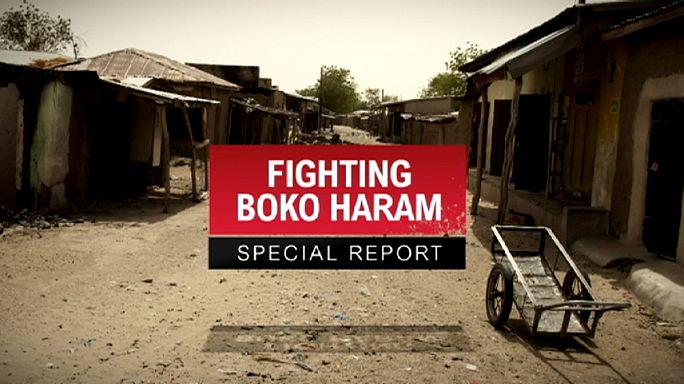 Drámai harc a Boko Haram ellen